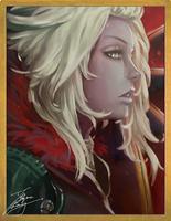 Mara Sov, Queen of the Awoken by fadingz