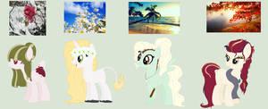 Seasonal Pony Adopts OTA [CLOSED] by bruiised-knees
