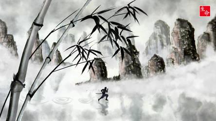 Ninja Gaiden Redesign 1 by Ionstorm2040