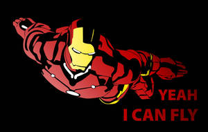 Iron Man by Mad42Sam