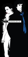 IreneSherlock by Mad42Sam
