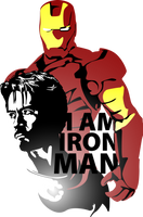 I'M IRON MAN by Mad42Sam