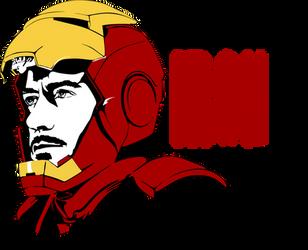 Tony (Iron Man) by Mad42Sam