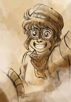 Hi, Steamyboy!! by Myed89
