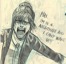 I'm In a Nightmare - Life is Strange by Myed89
