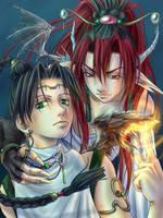 Beloved demons and angels by kunika