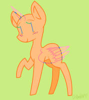 Lil pone base by Dollmaker47