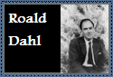 Roald Dahl Stamp by LegendaryWriter