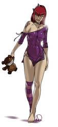 League of Legends - Growup Annie by Ganassa