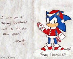 Merry Christmas! by WhiteXRose96