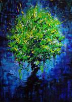 Tree (I'm alive 06) by artMARUSIK