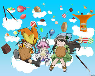 Candy heaven XD by Aruto