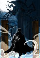 Batman Arkham Asylum by patoftherick