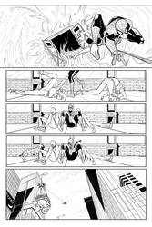Spider-man comic Page 4 of 5 (UPDATED) by patoftherick