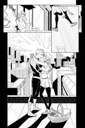 Spider-man comic Page 5 of 5 (UPDATED) by patoftherick