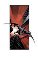 Batman Beyond by patoftherick