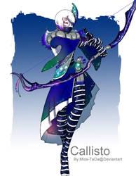 Celestial Ring Callistio(Jupiter's Moon) by Mymy-TaDa
