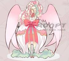 WEDDING ANGEL ADOPTABLE Figure - 04 - (CLOSED) by Mymy-TaDa
