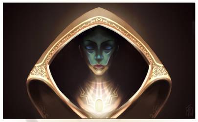 Enchantress by SheiraFenix