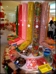 Sugar Shop by Saleey