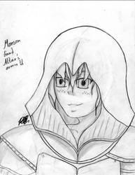 Manson's Creed!- Horizon Gakuen by ShadowAvenger94