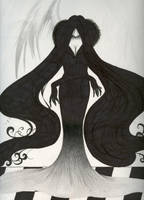 Edea by VenusBlackrose