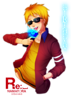 Hamatora - Birthday by KirCorn