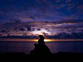 I - The Crimson Sunrise by bobchrist