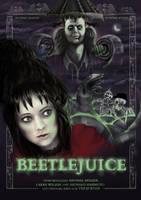 Beetlejuice by Seearah