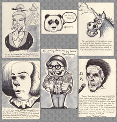 Sketch Collection Vol.2 by Yangsberg