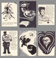 Sketch Collection Vol.3 by Yangsberg