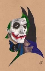 JokerBat by Yangsberg