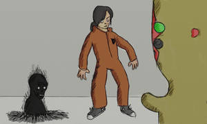 SCP to the left, SCP to the right. by McSyko