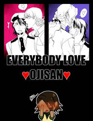 Everybody love Ojisan by moscovia