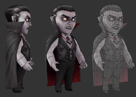 Dracula by DuncanFraser