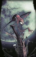 Spideyman by DuncanFraser