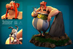 Obelix by DuncanFraser