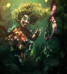 the little mermaid by DuncanFraser