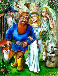 Tom Bombadil part 5 by Loneanimator