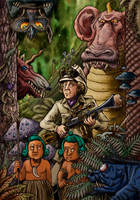 Whangdoodles, Hornswogglers, Snozzwangers, Oh My! by Loneanimator