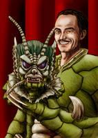 Paul Blaisdell -Monster Maker by Loneanimator