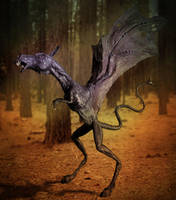 Jersey Devil On The Prowl by Loneanimator