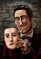 Mr Sardonicus by Loneanimator