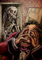 Arthur Jermyn's Horrible Revelation by Loneanimator