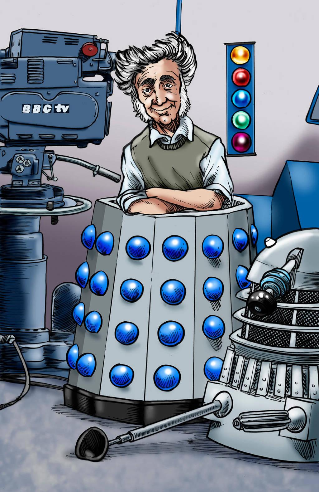 Master Of Daleks by Loneanimator