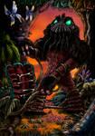 Nightmares Of Eden by Loneanimator