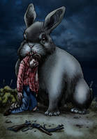 Night Of The Lepus by Loneanimator