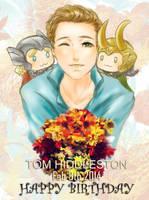 Happy Birthday Tom by AviHistten
