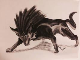 Wolf Link by Ulfarnir