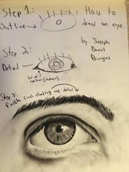 A Tutorial On Drawing Eyes (April Fools) by Ulfarnir